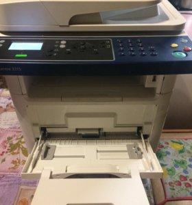 Принтер Xerox WC 3315