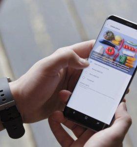 Смартфон SAMSUNG GALAXY S8 64