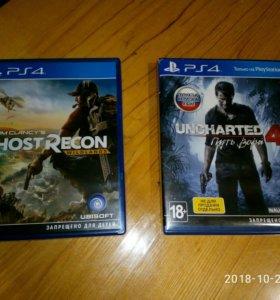 PS4 Игры Games