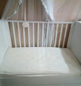 Хорошая детская кровать