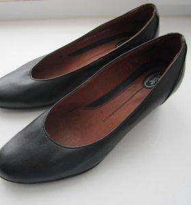 Туфли материал - натуральная кожа