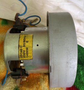 Двигатель на пылесос 23140c 1400w