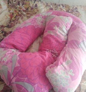 Подушка для беременной.