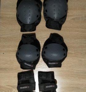 Набор детской защитной экипировки