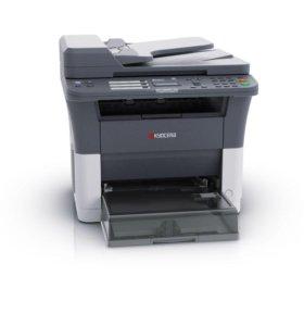 Многофункциональный принтер Kyocera fs-1025