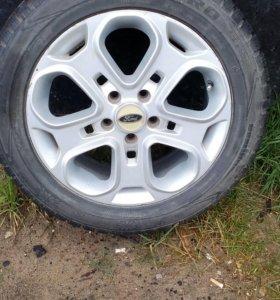шипованные колёса в сборе для форд-фокус