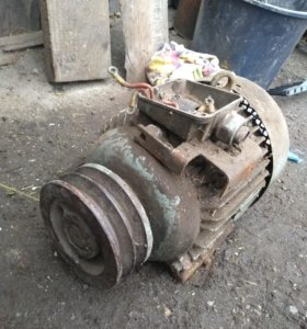 Асинхронный мотор