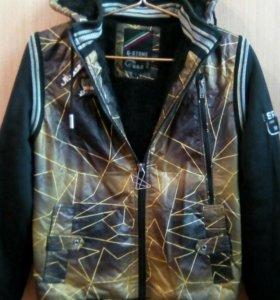 Куртка с мехом внутри