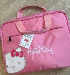 Новая сумка для ноутбука Hello Kitty🐱🎀