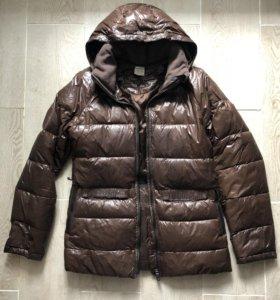Куртка Nike женская шоколад