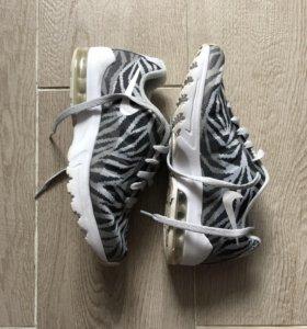 Кроссовки Nike Air женские с принтом