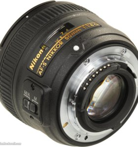 !НОВЫЙ!  AF-S Nikkor 50mm f/1.8G (с коробкой)