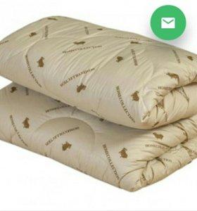 Одеяло из Иваново овечье зимнее1190