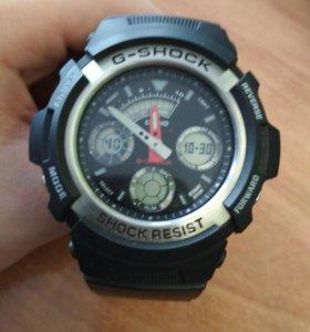 Продам часы G- shock AW-590