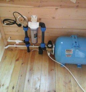 Водопровод и канализации