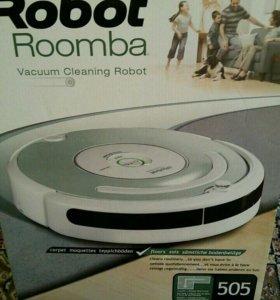 Робот пылесос .iRobot