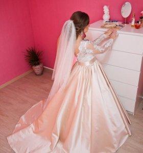 Свальное платье