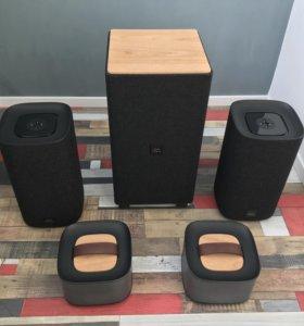 Philips Fidelio E5 акустическая система