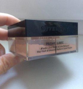 Givenchy prisme libre тон 2 пудра