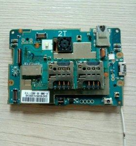 Sony C5 системная плата