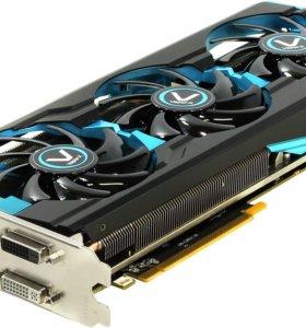 Видеокарта Radeon R9 280X 3Gb c\o VaporX