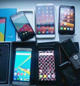Разные телефоны apple/xiaomi/SAMSUNG