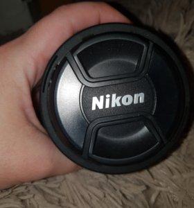 Nikon DX AF-S nikkor 18-105mm 1:3.5-5.6G ED
