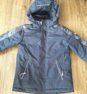 Зимняя куртка 128 размер
