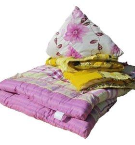 Комплект Адеяло подушка матрас
