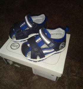 Обувь для мальчика Baby Go
