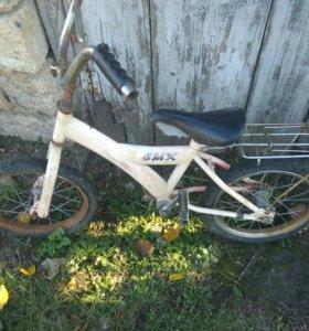 Детский велосипед BMX