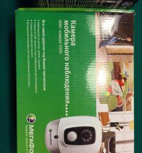 Система видеонаблюдения через сеть Мегафон