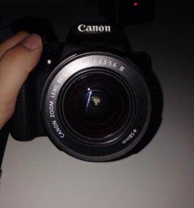 Фотоаппарат Canon 📷