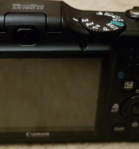 Cannon SX160 IS