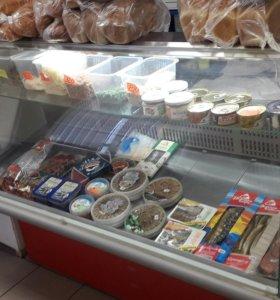 Холодильники и стеллажи