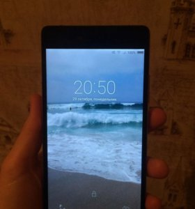 Телефон ZTE Nunai z9 Max