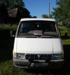 ГАЗ Соболь, 2002