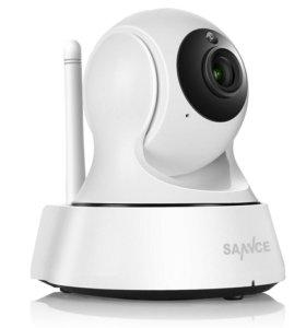 Wifi / Ethernet - IP камера видеонаблюдения FullHD