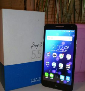 Alcatel OneTouch POP 3 5.5 3G