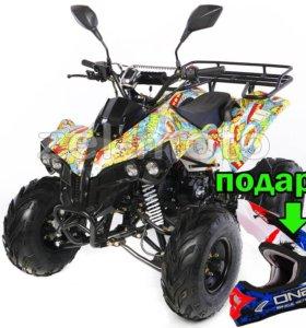 Квадроцикл детский бензиновый Раптор супер люкс