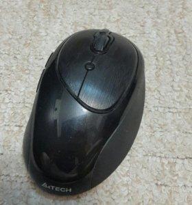 Мышь a4tech g10-800f