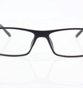 Стильные очки с диоптриями