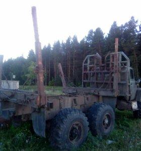 Урал Лесовоз