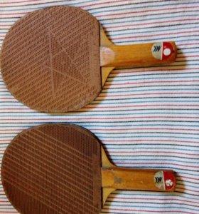 Теннисные ракетки из СССР