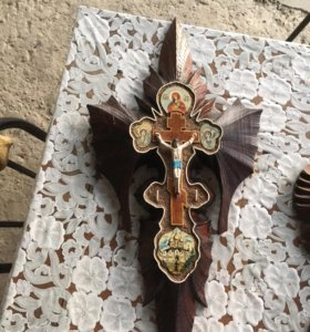 Крест дерево