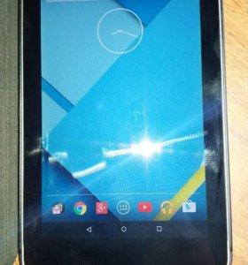 Nexus 7 (2012) 16Гб, Wifi