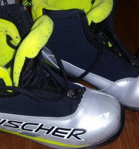 Ботинки лыжные Фишер