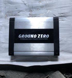 Усилитель звука Ground Zero