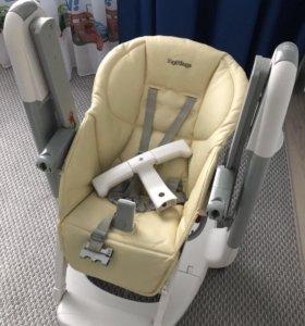 Продам детский стульчик peg perego tatamia