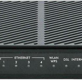 Интернет-центр Zyxel P660HTN EE ADSL2+